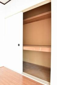 ファミール城南 101号室の収納