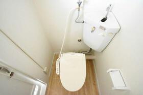 ビレッジハウス東大橋2号棟 0107号室のトイレ