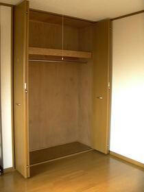Kアパートメント 103号室の収納