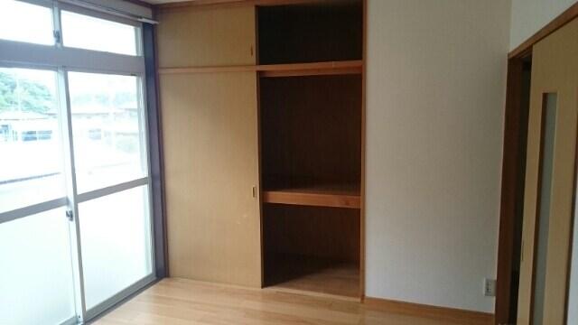 アーククロス 02020号室の収納