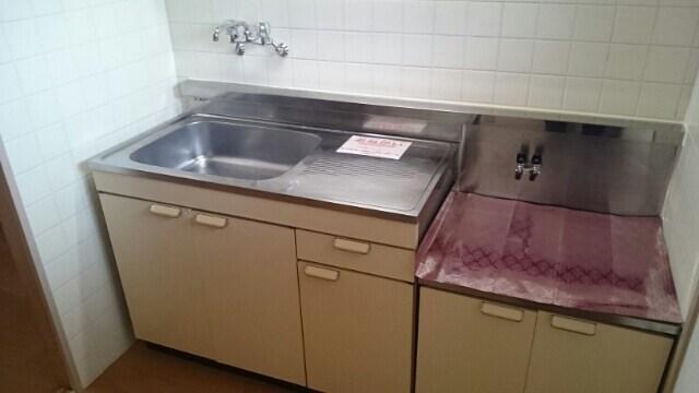 アーククロス 02020号室のキッチン