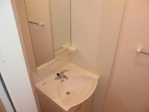 レオネクストミレーユ 106号室の洗面所