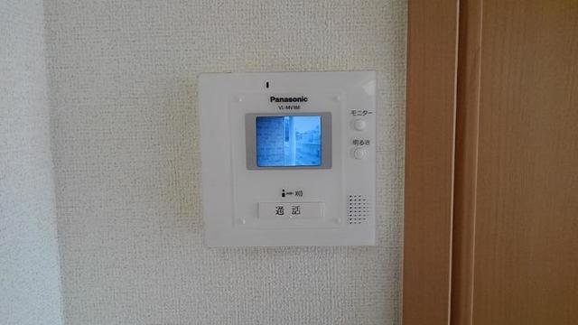 ポルト・エスポワ-ル 01020号室のセキュリティ
