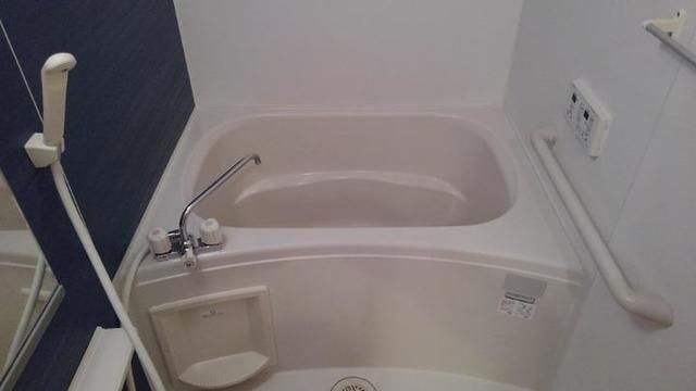 ポルト・エスポワ-ル 01020号室の風呂
