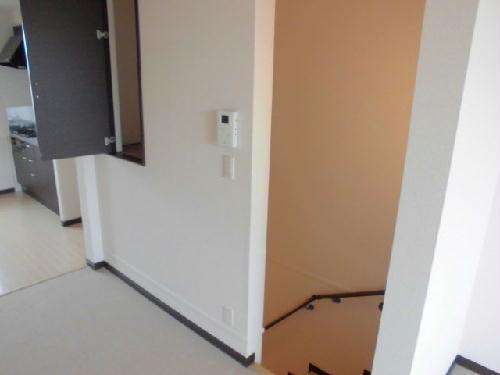 レオネクストミレーユ 109号室のセキュリティ
