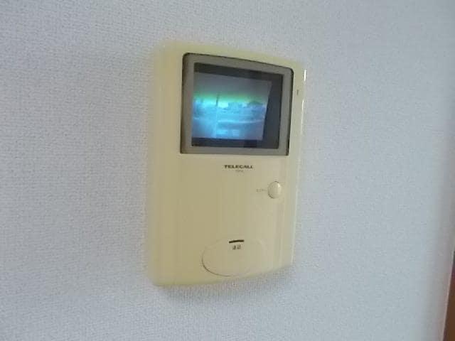 プリティハウスA 02040号室のセキュリティ