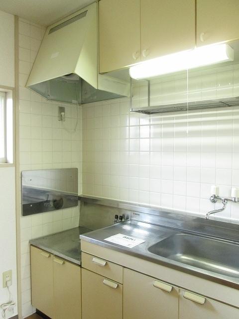 プリティハウスA 02040号室のキッチン