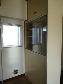 宏南コーポ 204号室の収納