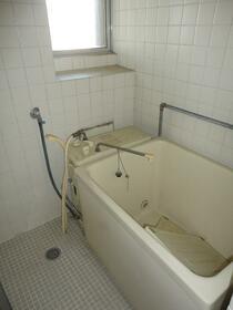 宏南コーポ 204号室の風呂