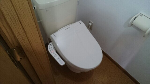 カボティーヌ 01030号室のトイレ
