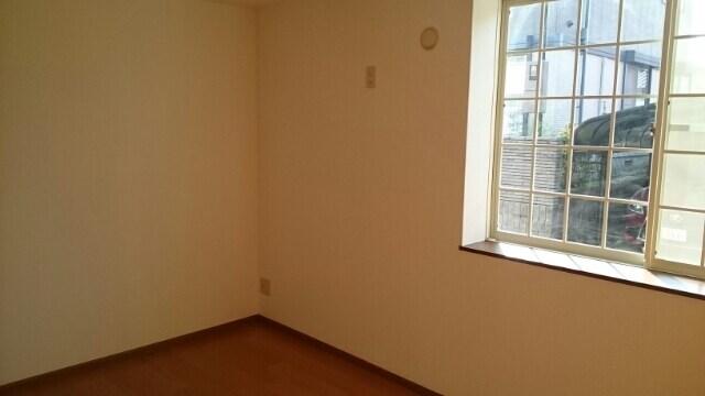 カボティーヌ 01030号室のベッドルーム