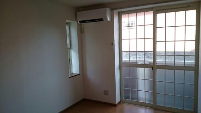 カボティーヌ 01030号室のリビング