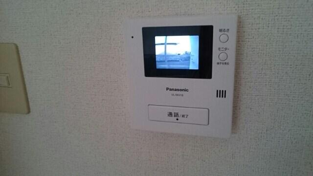 カボティーヌ 01030号室のセキュリティ
