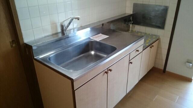 カボティーヌ 01030号室のキッチン