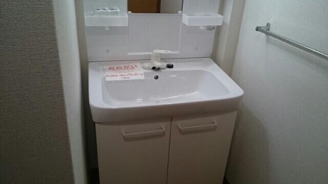 カボティーヌ 01030号室の洗面所