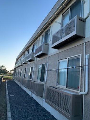 レオネクストサーフサイド海誠 205号室の収納