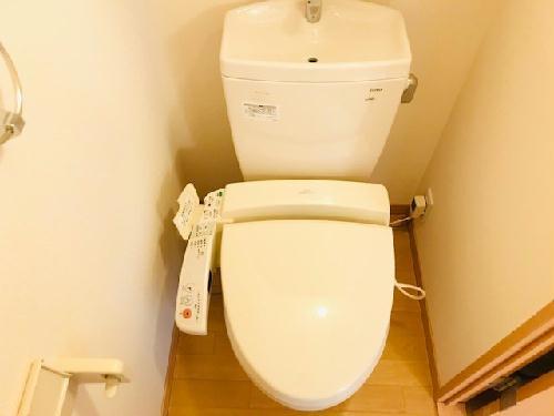 レオパレスエスポアール 316号室のトイレ