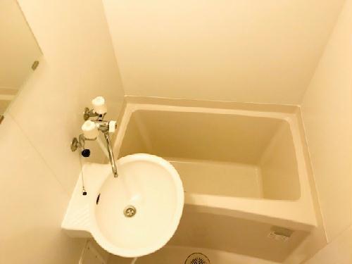 レオパレスエスポアール 316号室の風呂