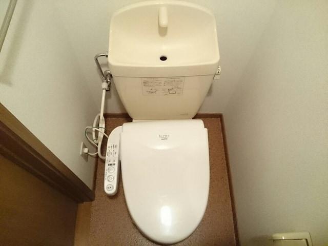 カイラス・ドルフ 01040号室のトイレ