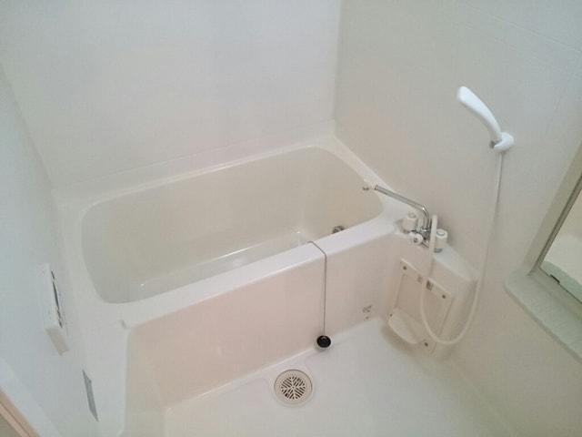 カイラス・ドルフ 01040号室の風呂