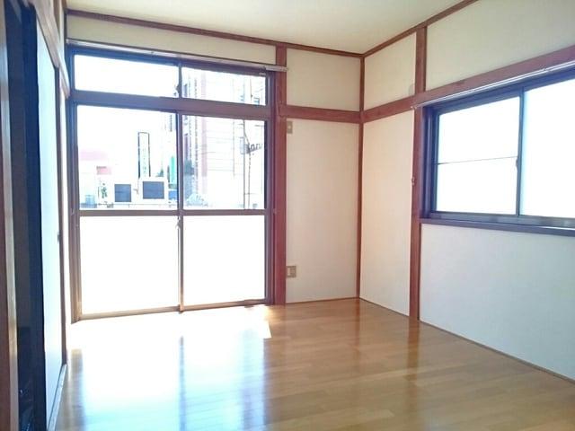 ニュ-弥生坂マンション 01030号室のキッチン