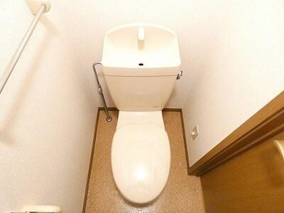 クレストール カーサ 02010号室のトイレ