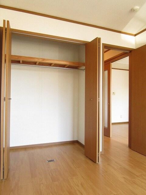 クレストール カーサ 02010号室の収納