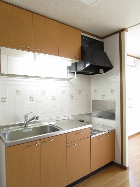 クレストール カーサ 02010号室のキッチン