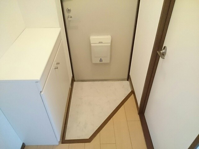 グレースフル 02020号室の玄関