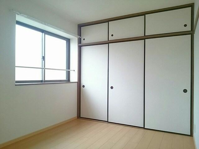 グレースフル 02020号室のベッドルーム