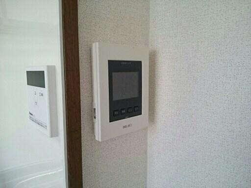 グレースフル 02020号室のセキュリティ
