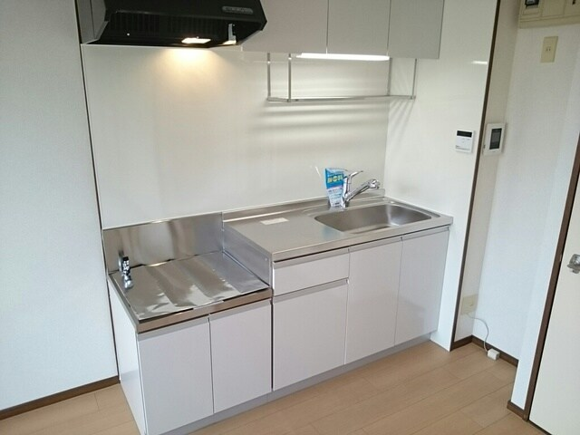グレースフル 02020号室のキッチン