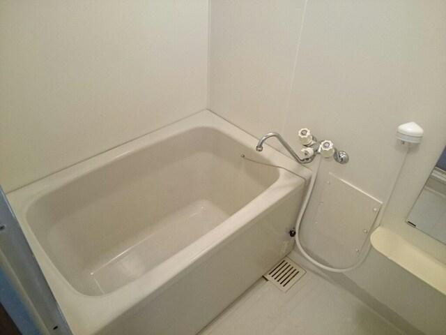 グレースフル 02020号室の風呂