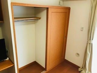 レオパレスHARU B 101号室の収納