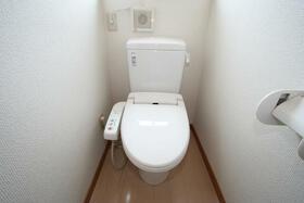 フレンズハウス日立金沢のトイレ