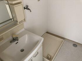 水戸イーストマンション 305号室の洗面所