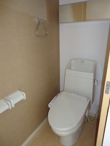 La recolte 102号室のトイレ