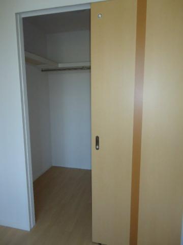La recolte 102号室の収納
