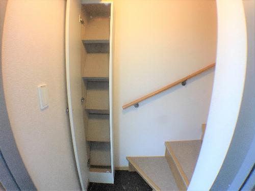 レオネクストサーフサイド海誠 206号室のリビング