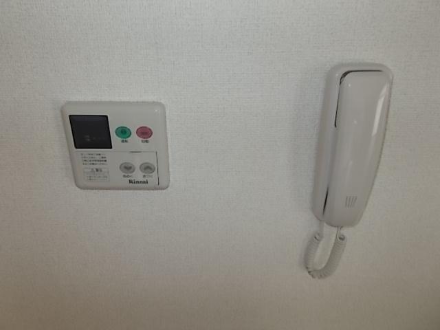 サンライトヴィラ 01010号室のセキュリティ