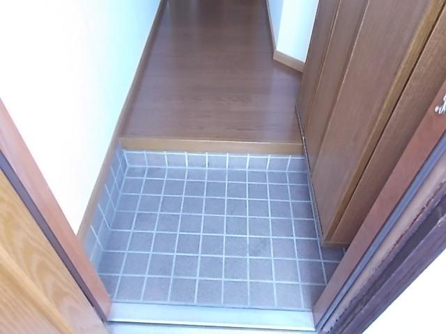 サンライトヴィラ 01010号室の玄関