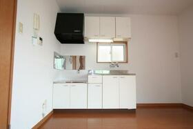 フレンズハウス東大沼Ⅱのキッチン