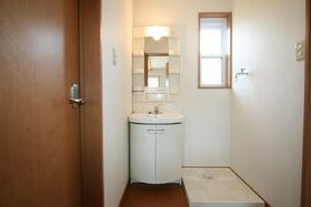 フレンズハウス東大沼Ⅱの洗面所
