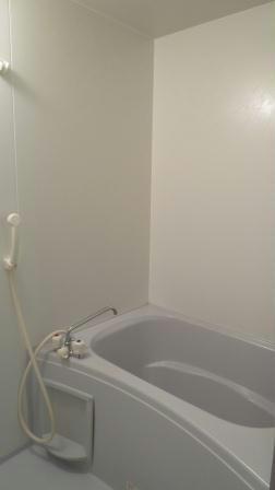 レオパレスボヌールエスパースE 102号室の風呂