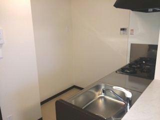 レオネクストアルメリア 106号室のキッチン