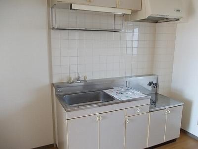 ニューシティヒルズ 01050号室のキッチン