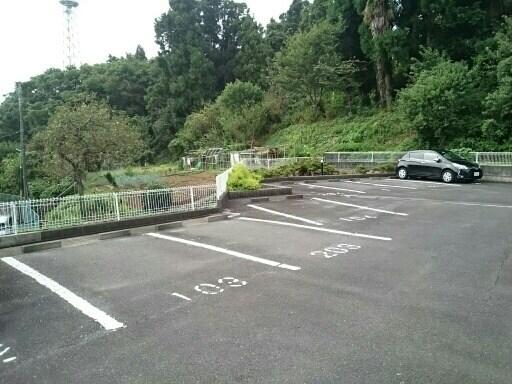 さくらんぼハイツ 01030号室の駐車場