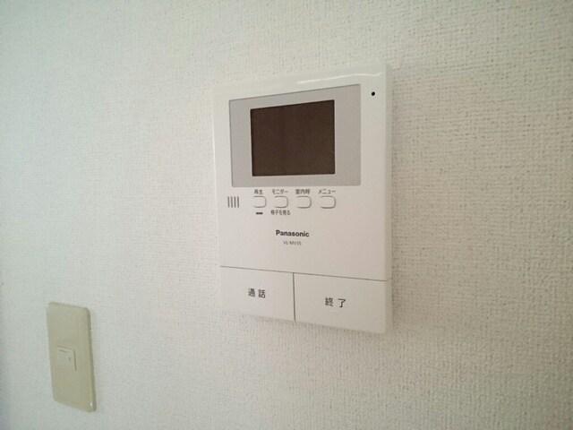 さくらんぼハイツ 01030号室のセキュリティ