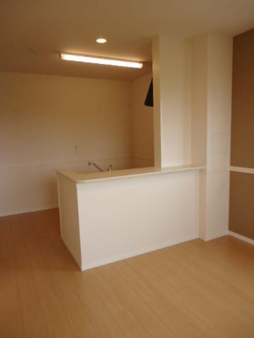 North Villa 201号室のリビング