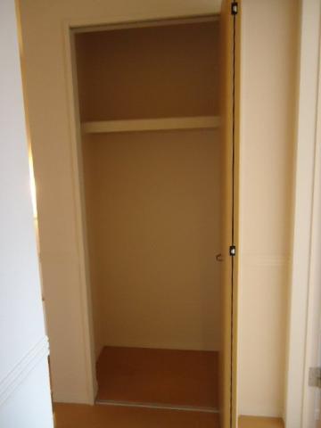 North Villa 201号室の収納
